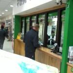 18 september 2013, local post office , raheny, dublin/ireland
